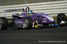 Nico Verdonck - German Formula 3 Cup in Hockenheim