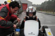 Nico Verdonck - Coaching JB Motorsport Junior Program Genk