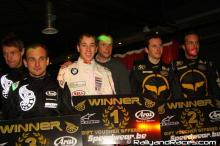 Nico Verdonck - Prize Giving FLM Champion