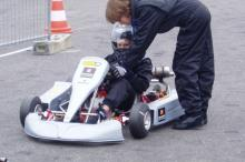 Nico Verdonck - JB Motorsport Junior Drivers in Genk